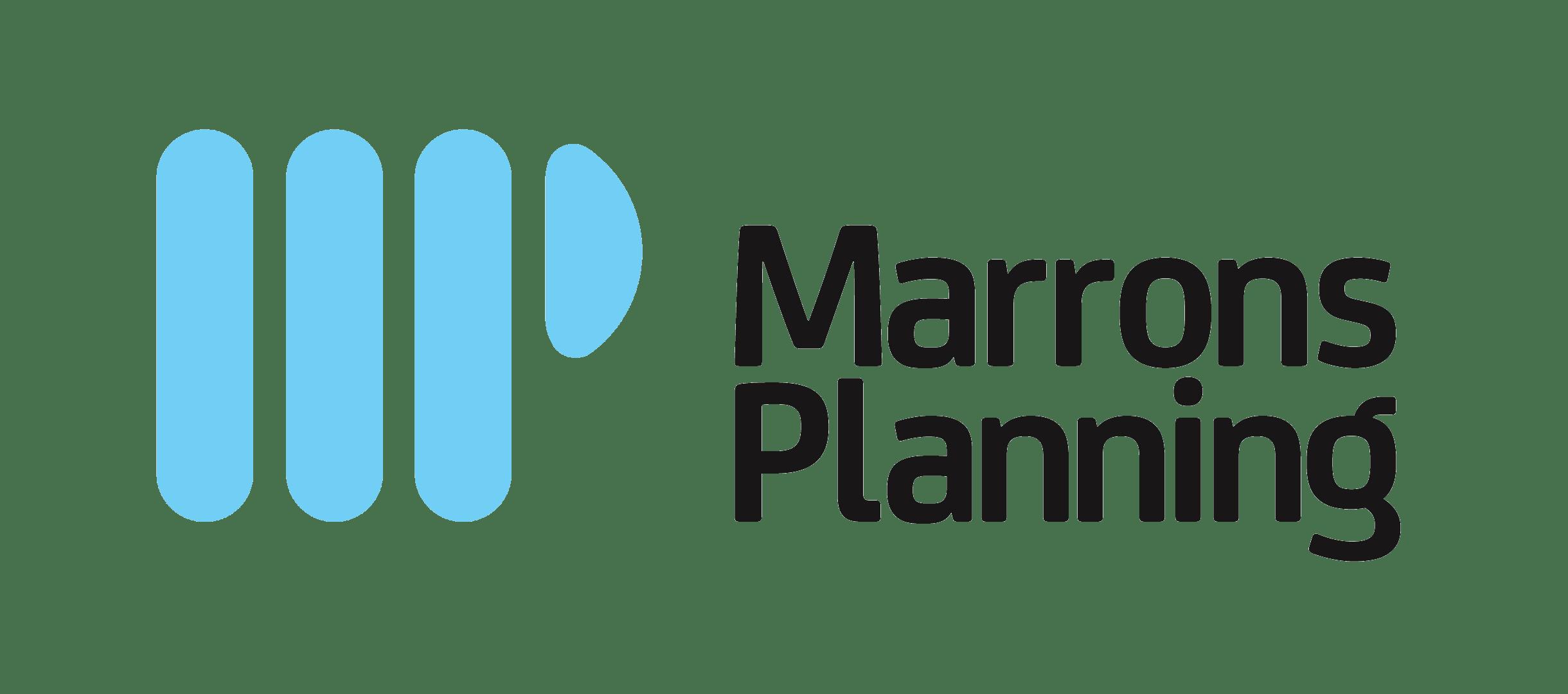 Marrons Planning Logo