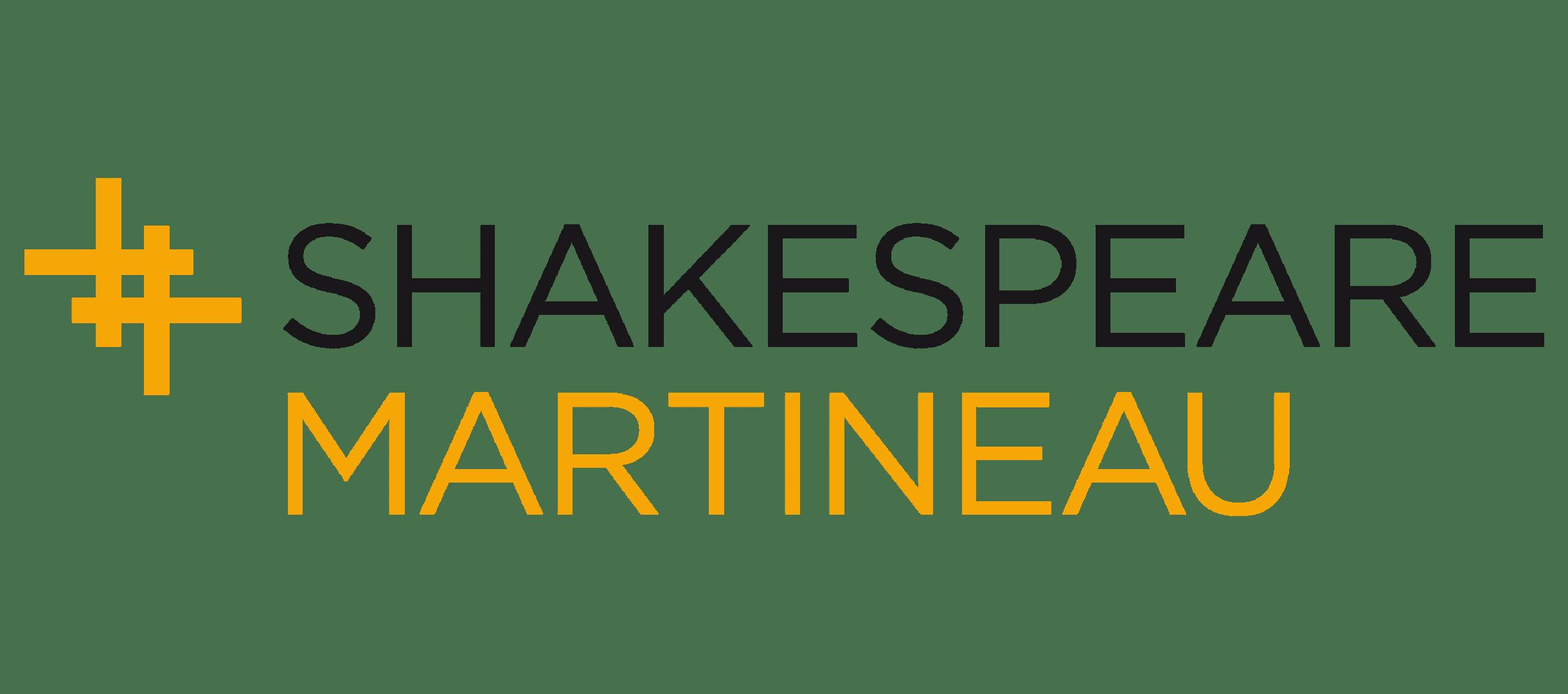 Ampa Shakespeare Martineau Logo